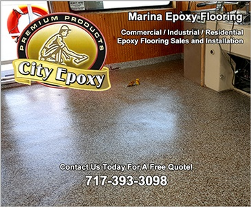 Epoxy Flooring Product